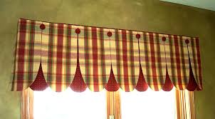 dining room valance bathroom winsome enhance the window look kitchen valance ideas