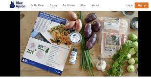 meal kit companies blue apron and hellofresh try diverging brand