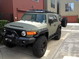 Baja Rack Fj Cruiser Ladder by What Did You Do To Your Fj Cruiser Today Page 1744 Toyota Fj