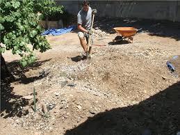 Gravel Landscaping Ideas Triyae Com U003d Pea Gravel Landscaping Ideas Various Design