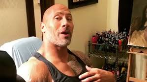 the rock reveals the tattoo that has replaced the iconic brama