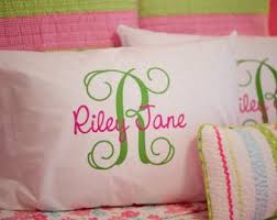Personalized Girls Bedding by Best 25 Personalized Pillows Ideas On Pinterest Dude Perfect