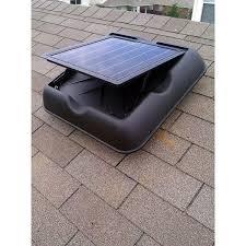 solar royal 25w attic fan with thermostat sr25w 05 exit