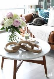 How To Decorate A Coffee Table Simple Coffee Table Styling Ideas Inspired By Charm