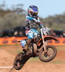 junior motocross racing supplementary regulations released for ktm ajmx australian