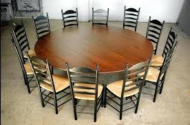 10 Chair Dining Table Set Dining Table Large Dining Table Size Seats 10 Round Tables Ideas