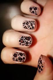 cheetah nail designs nail designs pinterest cheetah