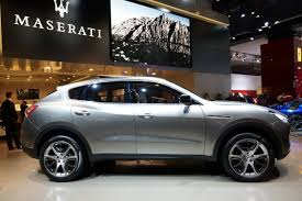 suv porsche 2016 maserati rumored to be readying a compact suv to rival the porsche