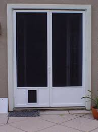 Patio French Doors With Built In Blinds by Pet Doors