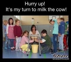 Funny Cow Memes - it s my turn to milk the cow funny meme pmslweb