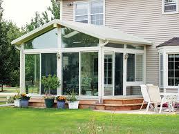 Patio Enclosure Kit by Year Round Sunrooms U2014 Midwest Outdoor Living