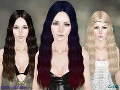 1800s hairstyles for sims 3 amanda alfenore aalfenore on pinterest