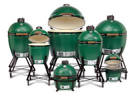 big green egg kamado grill ceramic grill charcoal smoker backyard