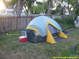 air conditioned tent wave problem solved tent with an air conditioner