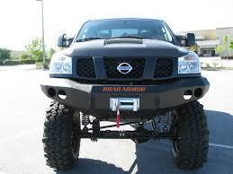 nissan pathfinder winch bumper road armor front bumper nissan titan forum