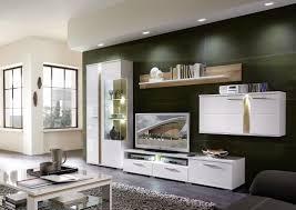 Wohnzimmer M El Sonoma Eiche Uncategorized Moderne Wohnwand Hochglanz Mit Geräumiges Design