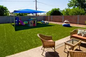 Small Backyard Ideas Without Grass New Options For Your Lawn Alternatives To Grass Pertaining To