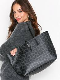 marlene birger grineeh by malene birger charcoal bags accessories women