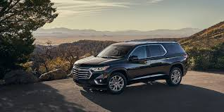 chevrolet traverse 7 seater 2018 chevy traverse lease deals at muzi chevy serving boston ma