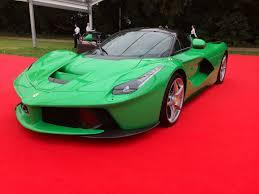 Ferrari 458 Green - eric clapton ferrari 458 morewheelspin