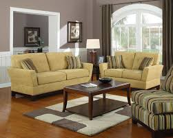 delighful living room ideas brown sofa color walls design with