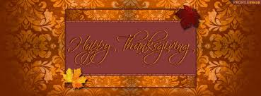 happy thanksgiving timeline cover picture of happy thanksgiving