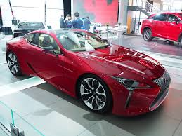 lexus lc 500 black price lexus lc 500 one of the stars at 2016 detroit auto show