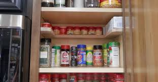 As Seen On Tv Spice Rack Organizer Diy Spicy Shelf Organizer Hometalk