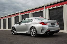 lexus hatchback turbo 2016 lexus rc 200t confirmed for u s with turbo four engine