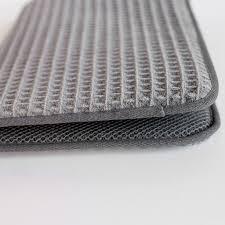 dish drying mat microfiber u2013 clean home