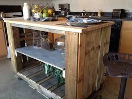 k che aus paletten kücheninsel selber bauen aus paletten 31 modell anregungen