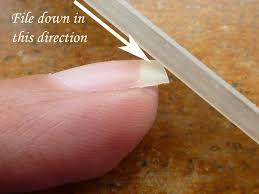 square nails sharp corner natural square rounded acrylic nails