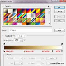 photohop tutorial link making a golden credit card