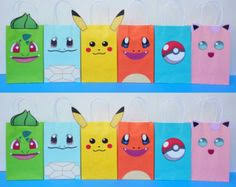 great game for a birthday party 10 printable pokemon bingo cards