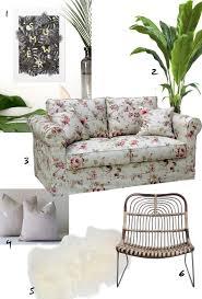 interiors canapé comment réveiller le style charme