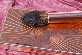 and glow beauty professor tilbury filmstar cheekbones bronze and