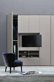 Schlafzimmerschrank Fernsehfach Kleiderschrank Modern Mobelplatz Com
