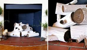 Artificial Logs For Fireplace by Artificial Fireplace Logs Sciatic