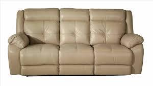 Corinthian Sofa Tan Leather Reclining Sofa Entrin Info