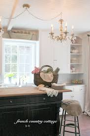 industrial chic french country cottage