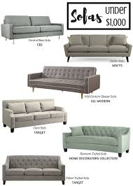 Home Decorators Tufted Sofa Sofas Under 1 000 Musings On Momentum