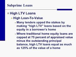 evaluating consumer loans ppt