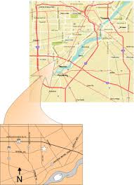 Toledo Ohio Map by Rec Center Complex Lucas County Oh Official Website