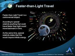 What would be the speed of particle which is travelling at speed