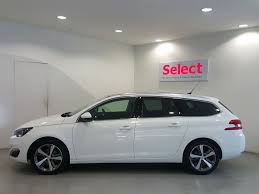 peugeot pre owned peugeot 308 sw allure puretech 1 2 pre owned cars select by ppsl