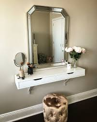 How To Turn A Dresser Into A Bathroom Vanity by Best 25 Closet Vanity Ideas On Pinterest Necklace Organization