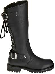harley riding boots sale harley davidson women s alexa 14 inch motorcycle riding boot black
