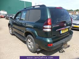 toyota landcruiser 120 3 0 d 4d 65096 used available from stock