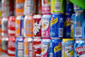 Coke Can Six Flags Budget 2017 New Sugar Tax To Fight Rising Obesity Will Add 8p To