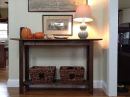 Entryway Table With Baskets Furniture Organization Wall And Table L With Entry Way